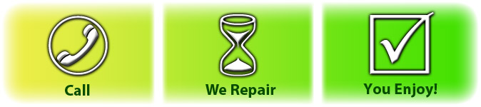 We make repair easy