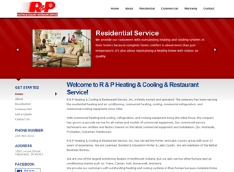 R&P Heating & Cooling